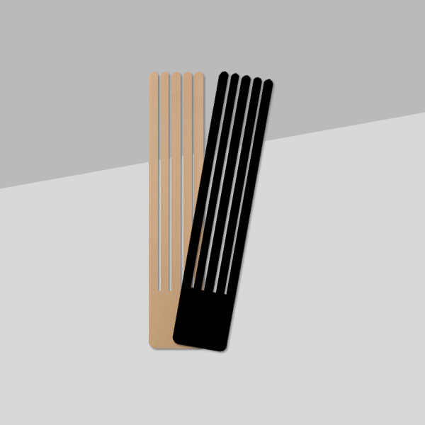 Fan-Shape strips